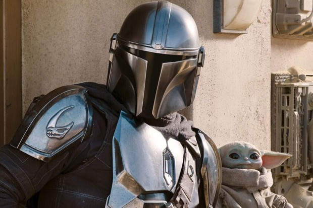 Mando and Grogu travel to Tatooine in the premiere episode of season two.