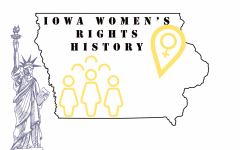 WSS staffer Paige Albright '23 examines the history of women's rights in Iowa.