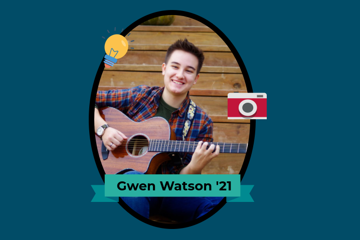 Gwen Watson '21 is the online entertainment editor for WSS.