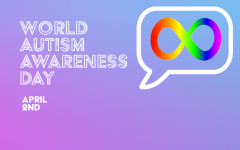 Sharing my story on Autism Awareness Day