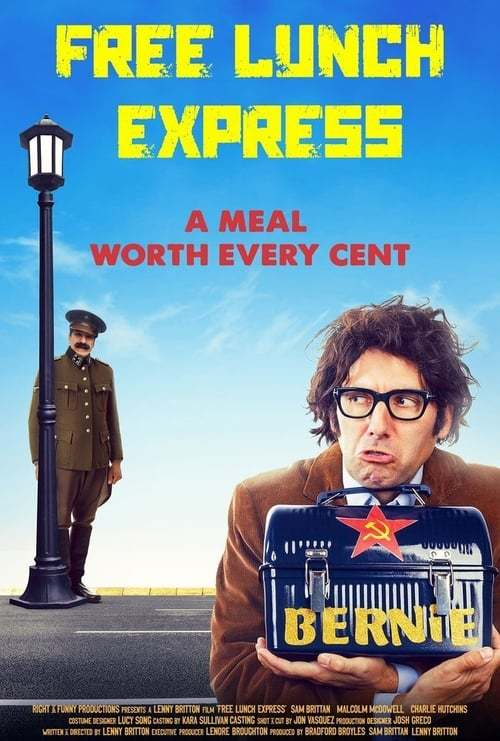 A review of Free Lunch Express, the anti-Bernie satire