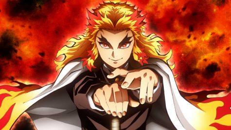 "Rengoku steals the show in ""Demon Slayer: Mugen Train"""