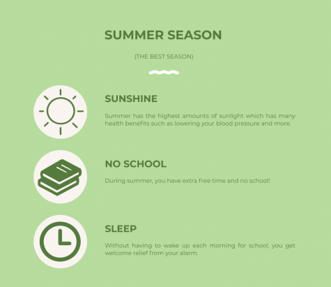 Why Summer is the Best