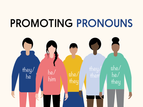 Normalizing the sharing of personal pronouns promotes an inclusive learning environment for students and staff alike.