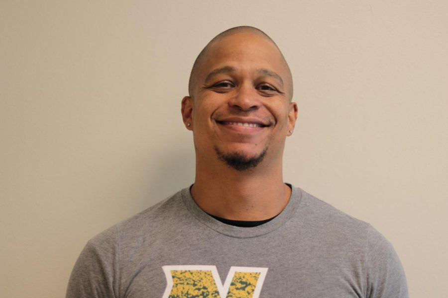 Amari+Nasafi+describes+his+transition+from+teaching+7th+grade+Language+Arts+to+teaching+African-American+Literature+at+West.