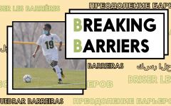Former ELL student, Ben Nkolobise 22, shares how playing soccer has had an impact on him.