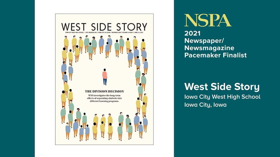 NSPA names top newspapers, magazines in its Pacemaker contest. In this competition, only the print news product was judged. Online Pacemaker finalists will be announced in February.